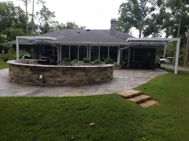 Patio Cover And Decks
