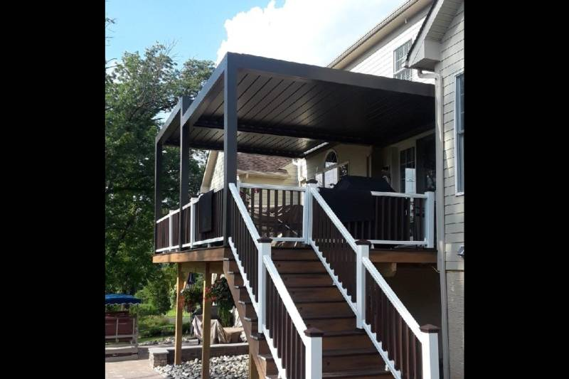 Louvered Roof Panels Online